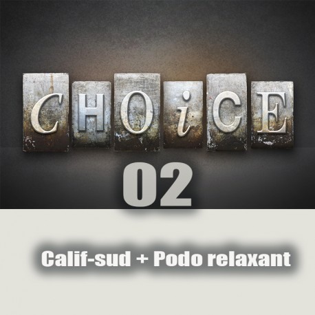 calif sud + podo relaxant  (the choice 02 )