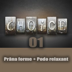 Prana forme + podo relaxant (the choice 01)